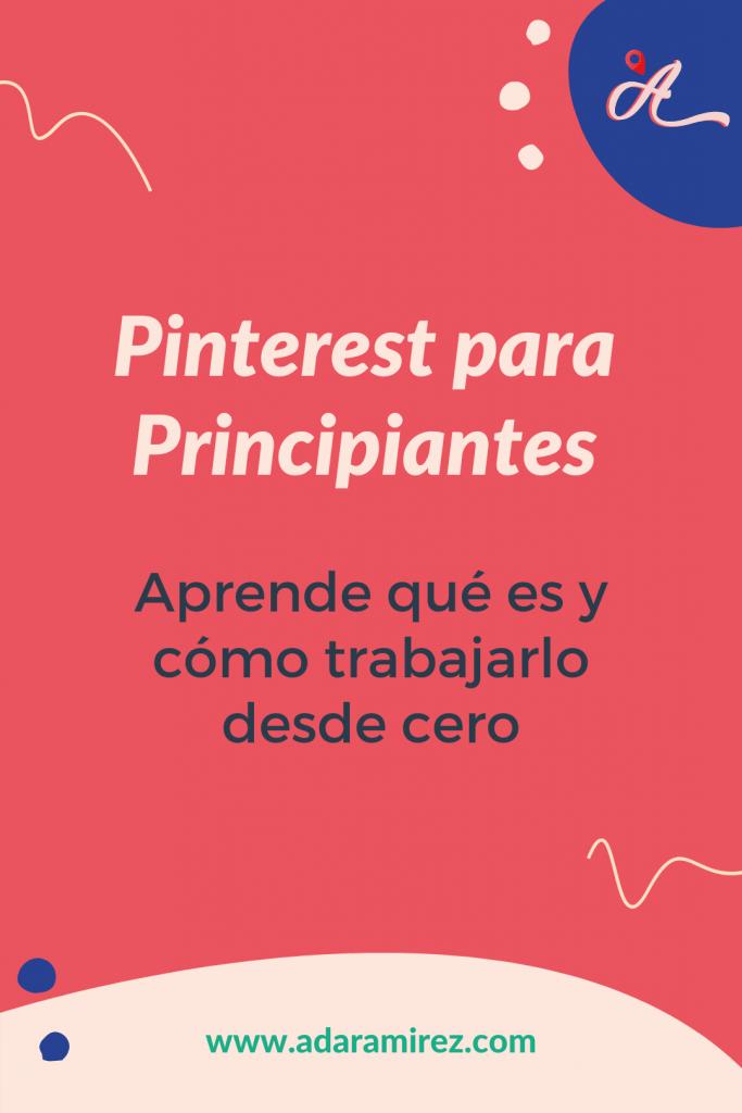 aprende a usar pinterest