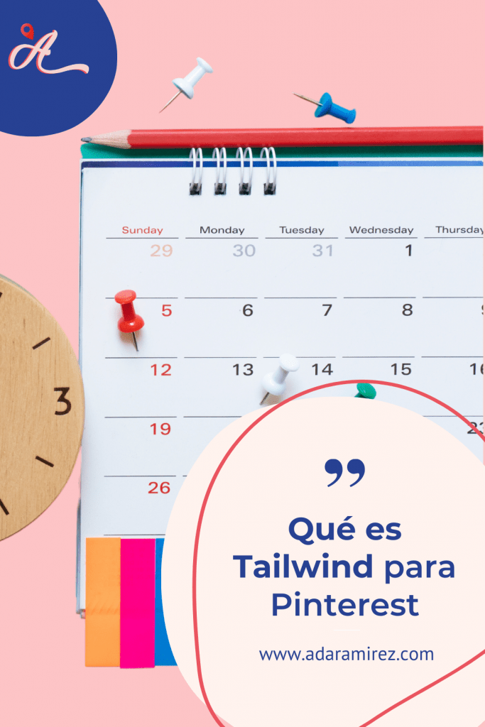 Qué es Tailwind para Pinterest