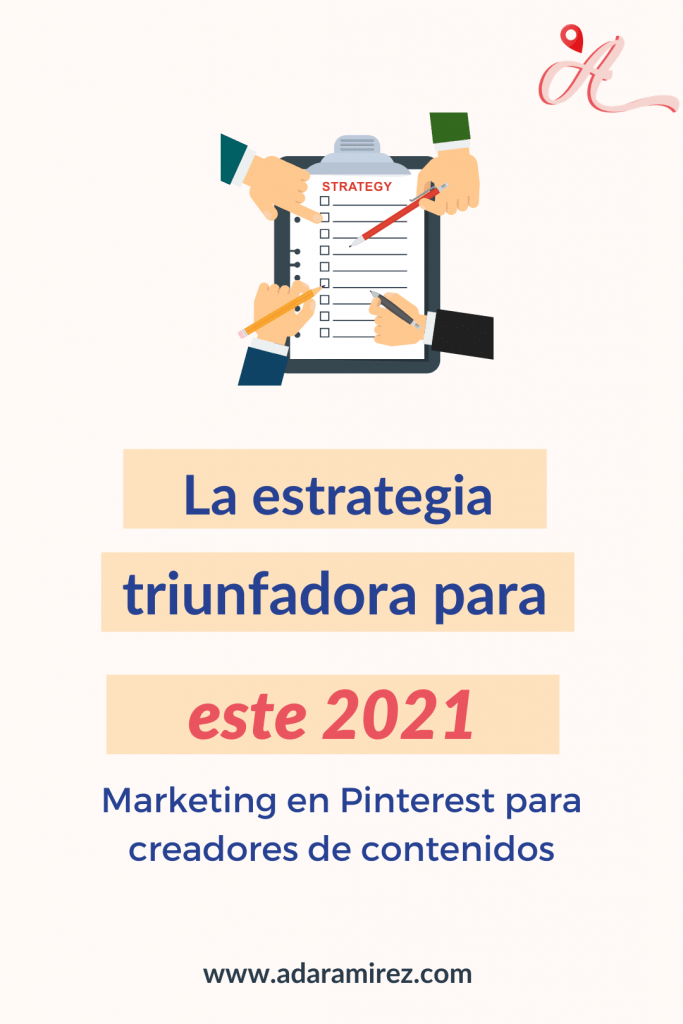 Marketing en Pinterest para este 2021
