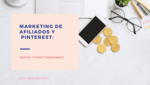 Marketing de afiliados y Pinterest