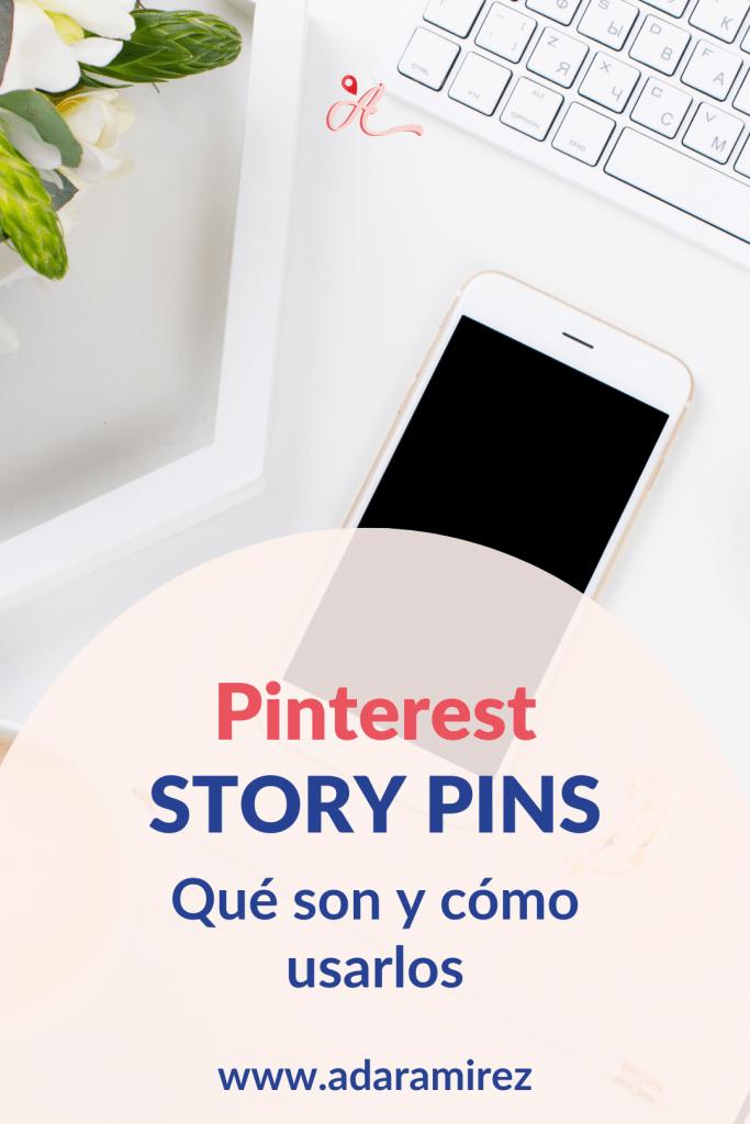 Las historias de Pinterest, qué son y cómo usarlas
