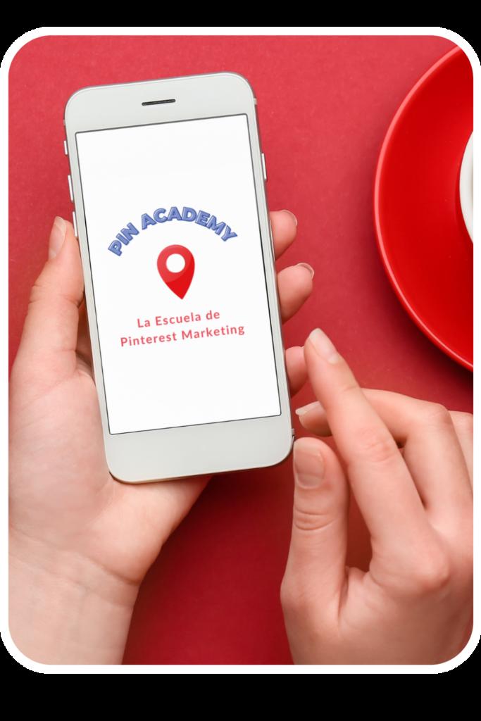 Escuela de Pinterest marketing